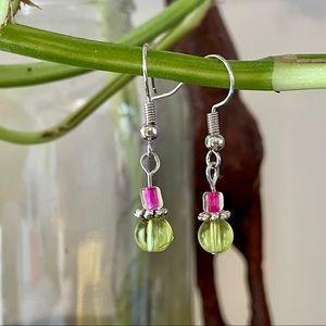 🍉 Glass Earrings 🍉